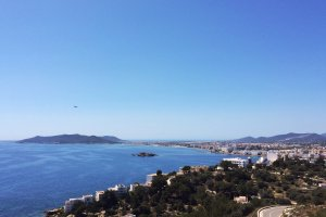 Ibiza Winter Diary - back to blue skies
