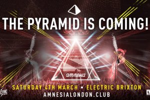 Amnesia's London takeover this weekend