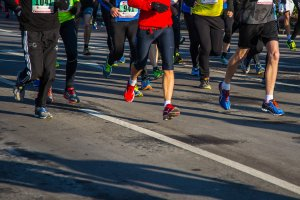 Running for fun and fitness in San An