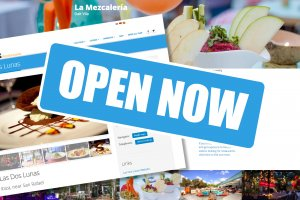 Discover our new 'open now' feature for Ibiza restaurants