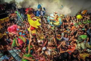 elrow unleash line-up and theme breakdown for 2017
