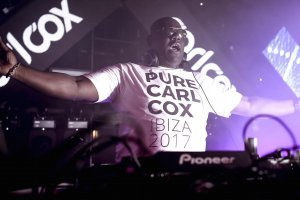 Pure Carl Cox announces floor line-ups