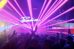 Paradise opening party creates magic at DC10