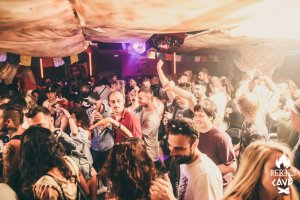 Rebels Cave leaves clubbers dazed