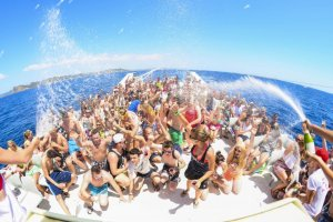 Ibiza's first ever urban boat party launches this Thursday
