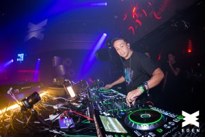 Laidback Luke slams in for his first techno takeover at Eden