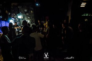 Nocturnal throws down a summer special at Veto Social Club