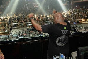 Carl Cox at HYTE in August