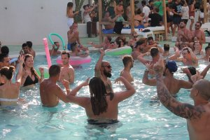 Sankeys Ibiza announces first ever pool party dates