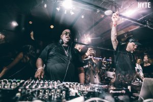 Loco Dice celebrates epic birthday with Carl Cox at HYTE