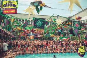 Video: elrow at Ibiza Rocks Hotel 2017