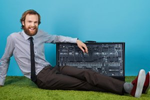 Todd Terje booked by Heart Factory