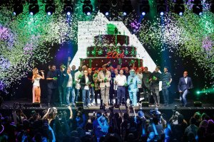 All the action at DJ Awards 2017