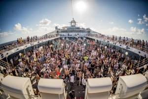 24 hours on the MDRNTY Cruise