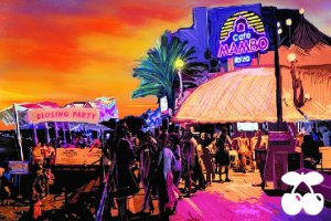 Café Mambo all set for mammoth closing party