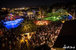 Stunning finale at the closing of Destino and Solomun + LIVE
