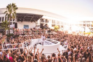 Craig David's TS5 pool party confirmed for 2018 at Ibiza Rocks