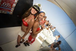 Oceanbeat boat party releases early-bird tickets