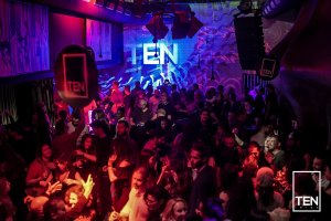 TEN Ibiza showcase at STK for carnival