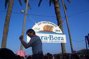 This Week's Special Events at Bora Bora