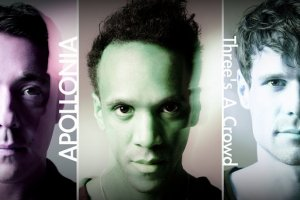 Apollonia: Three's a crowd.
