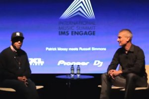 IMS Engage LA: Russell Simmons and Patrick Moxey