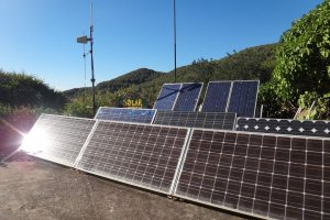 Renewable energy strategies at Casita Verde