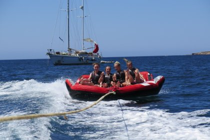 Ibiza Watersports | Hinchables