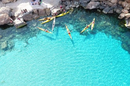 Kayak y Stand Up Paddle | Ibiza