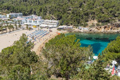 Aquabus | Ibiza caves cruise from Portinatx