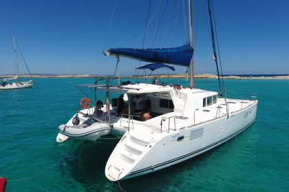 Private boat trip Formentera