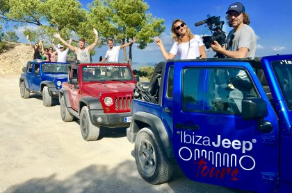 Formentera Jeep Deluxe Tours