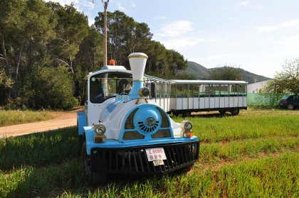Tourist Train Cala Llonga