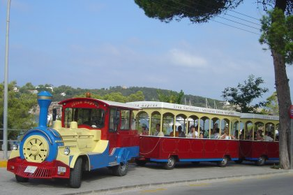 Tourist Train Portinatx