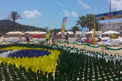 The day Playa d'en Bossa, Ibiza went Brazilian