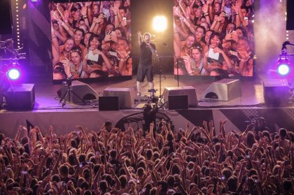 Review: Ibiza Rocks Birthday with Ed Sheeran, 23rd July