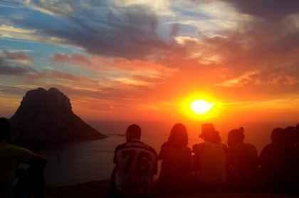 Tanit, goddess of Ibiza and the ancient sunset ritual