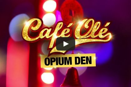 Video: Dita Von Teese at Café Olé, Space, 21st July