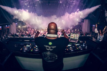 Review: Carl Cox Revolution at Space, 19th August