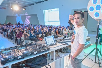 Dancefair for budding DJs and producers on Ibiza