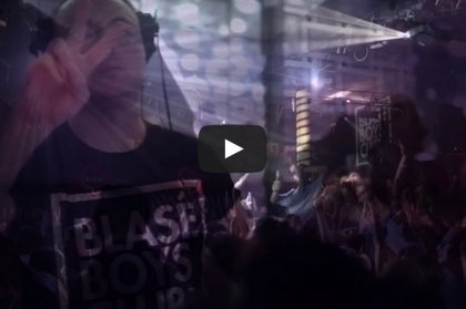 Video: Blasé Boys Club at Sankeys Ibiza 2014