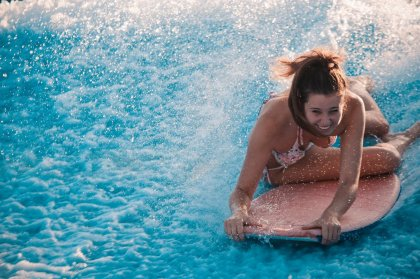 Review: Surf House Ibiza Flow Rider