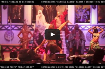 Video: SuperMartXe + Privilege closing party preview