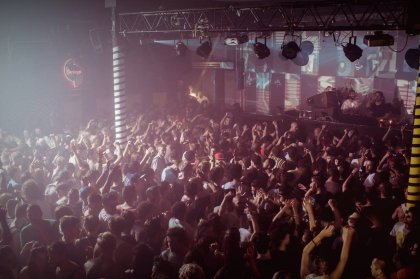 Review: Tribal Sessions closing at Sankeys, 2014