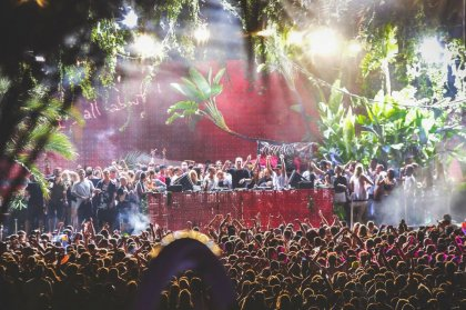Review: Ushuaïa closing party, 2014