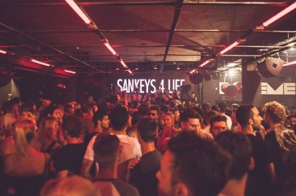 Review: Sankeys closing party, 2014