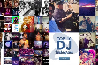 Top 10 DJ Instagrams