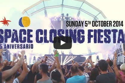 Video: Space Ibiza closing fiesta 2014