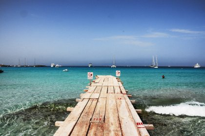 Formentera and Paella all winter with Aquabus