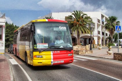 New phone app for Ibiza buses